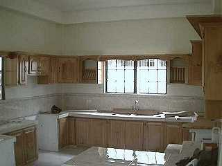 Kitchen of Freeport home. Designed by the Architect and Built by our Associated Builder. See Photo series 2.