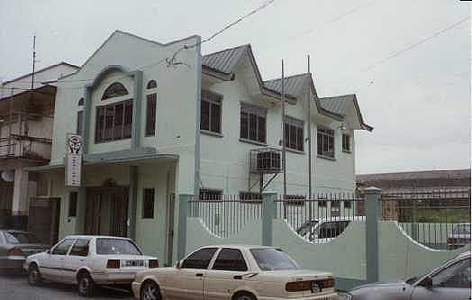 Port-of-Spain - 2002. PTSC Credit Union Building. Built by our Associated Builder.