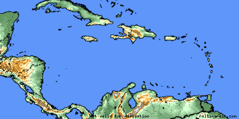 Caribbean Homes Directory and interactive maps of all Cities and